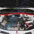 نوار لاستیکی درب موتور L90