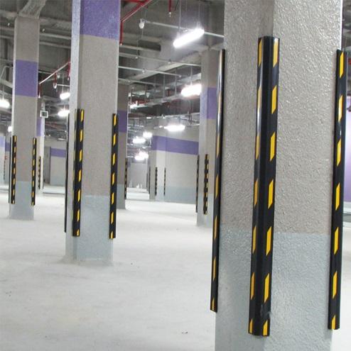 ضربه گیر لاستیکی ستون 80 سانتی متر